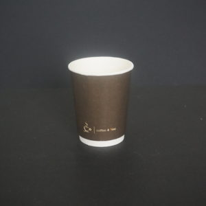 Pahar cafea (biodegradabil) 300 ml - 16126