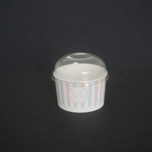 Caserola 350 ml pentru inghetata/desert - 31183